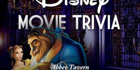 """Disney (Movie) """"Brunch"""" Trivia tickets"""