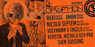 Gryphon /w Akki, Aman, Volkmann & Engels, Nicola Septem