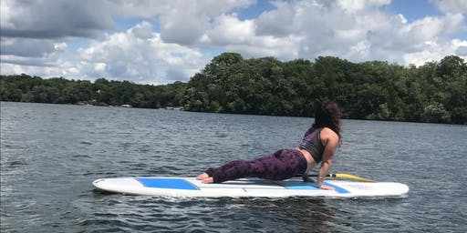 Stand Up Paddleboard Yoga @ Lakeshore State Park
