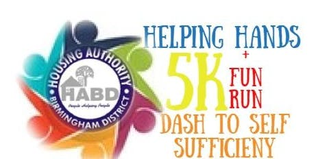 Helping Hands 5k Dash to Self-Sufficiency Fun Run\Walk
