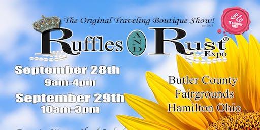 Ruffles and Rust Expo Hamilton