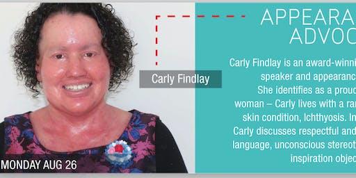 Warrnambool Wellbeing Week: Carly Findlay