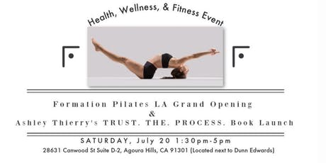 Formation Pilates LA Grand Opening tickets