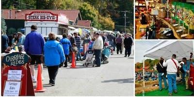 Foxburg Fall Festival 2019 Vendor Registration