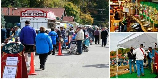 Foxburg Fall Festival 2019 Vendor Registration