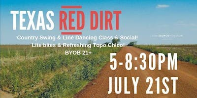 Pop Up - Country Swing Dance Social Party
