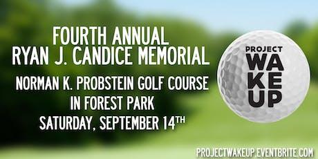 4th Annual Ryan J. Candice Memorial Golf Tournament tickets
