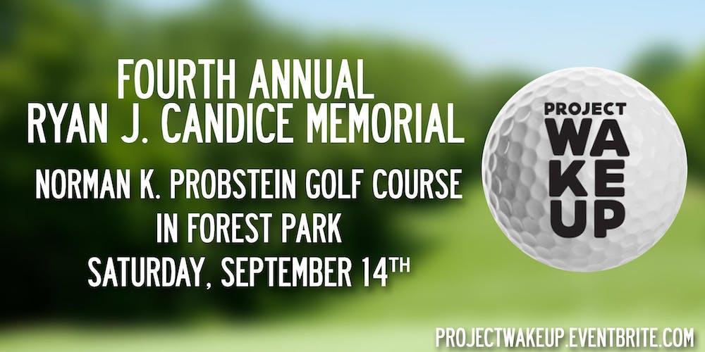 4th Annual Ryan J  Candice Memorial Golf Tournament Tickets