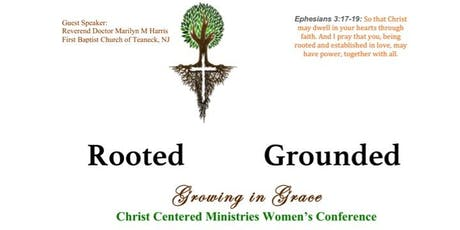 CCM Women's Conference tickets