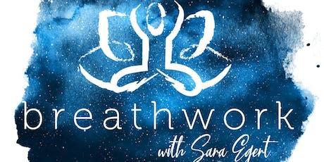 Sacred Breathwork Circle with Sara - Rio Rancho, NM - 7/18 tickets