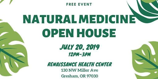 Natural Medicine Open House with Dr. Kurtz