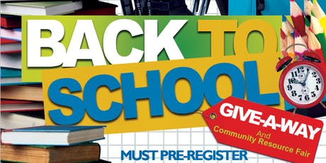 Step It Up! Back To School Give-a-way 2019 tickets