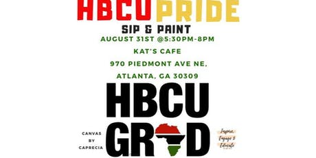 HBCU Sip and Paint  tickets