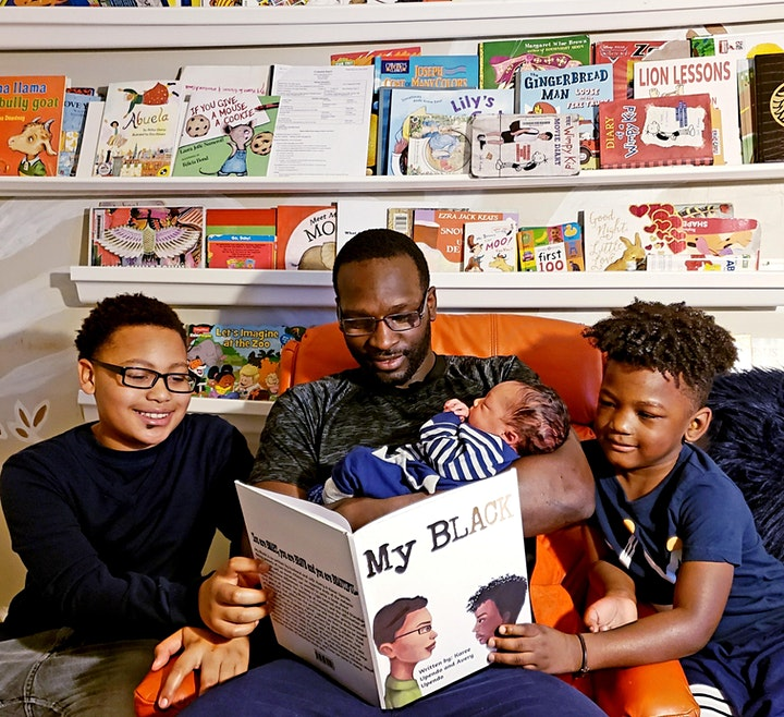 Family Day with Children's Authors, the Upendo's! image