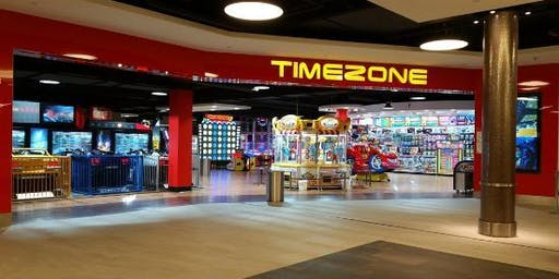 """Game On at Timezone"" Fundraiser Event"