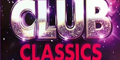 Club classics (Thursdays) tickets