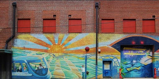 Downtown Raleigh Murals & Public Art Tour