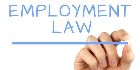 OTAGO BRANCH: 2019 Employment Law Update tickets