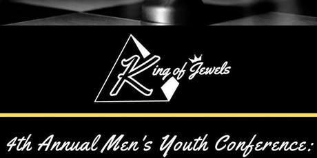 4th Annual King of Jewels Men's Youth Conference  tickets