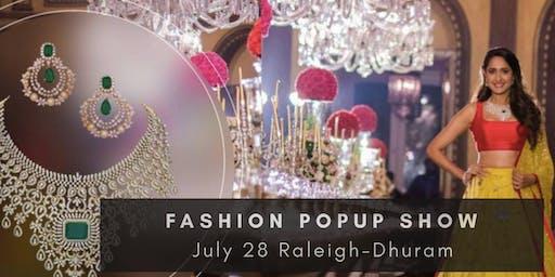 Fashion PopupShow - Raleigh Exhibition