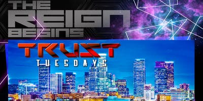 Trust Tuesdays EDM Music at Skinny's Lounge $10