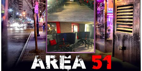 Bands VS Aliens at Area 51 $5 Cover tickets