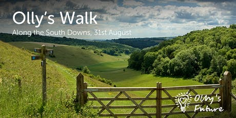 Olly's Walk along the South Downs tickets
