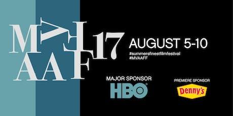 The 17th Annual Run&Shoot Filmworks Martha's Vineyard African American Film Festival tickets