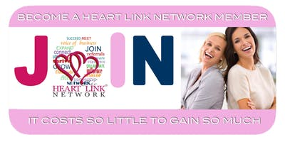 August dinner with the HeartLink Network for Women