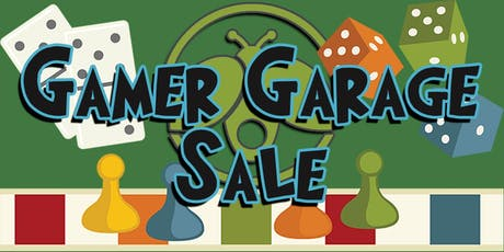 Gamer Garage Sale tickets