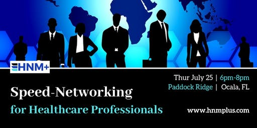 Healthcare Speed-Networking Mixer