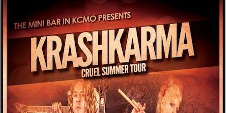 Krashkarma / Drek / Sinfool / Low Stone @ miniBar tickets