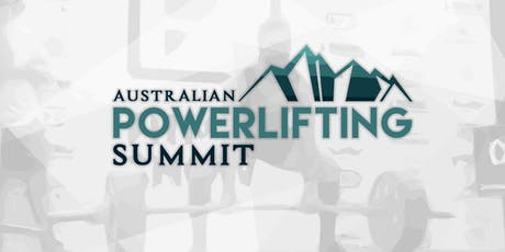 Australian Powerlifting Summit tickets