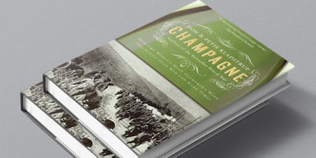 """Champagne"" and World War II  Wine Book Club 