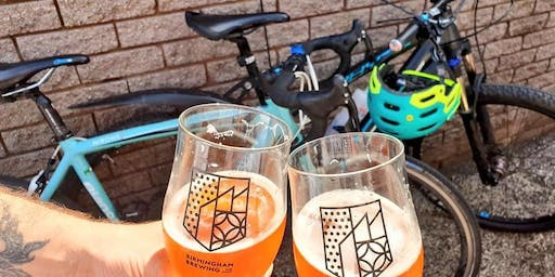 Biking For Beers - Brewery Bike Tour - 2019