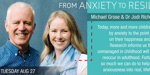 Warrnambool Wellbeing Week: Michael Grose & Jodi Richardson