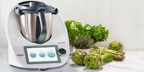 Thermomix Workshop (TM5 and TM6) Friday 19th 11am - 1pm tickets