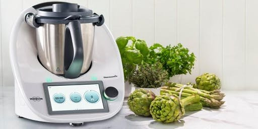 Thermomix Workshop (TM5 and TM6) Friday 19th 11am - 1pm