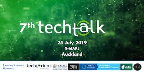 Digital Health -  7th TechTalk @ GridAKL tickets