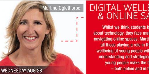 Warrnambool Wellbeing Week: Martine Oglethorpe