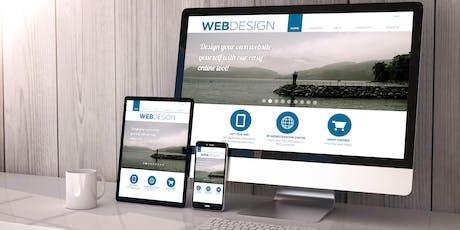 QLD - 7 steps to build an effective business website (Proserpine) tickets