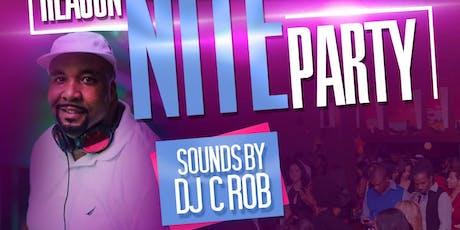 No Reason Nite Party w/ DJ C Rob tickets