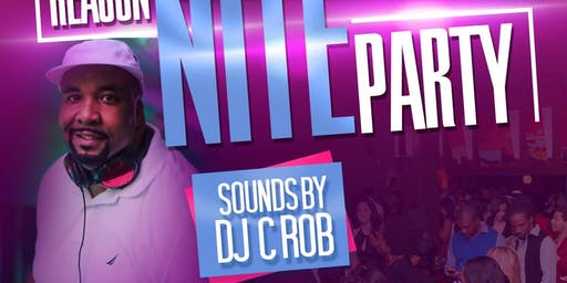 No Reason Nite Party w/ DJ C Rob
