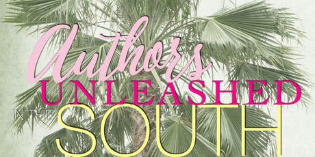 Authors Unleashed in the South 2020 tickets