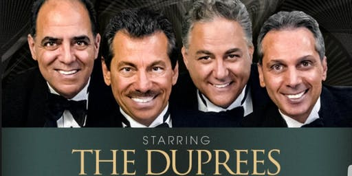 THE DEBORAH PODOLSKY FOUNDATION GALA-Starring The Duprees