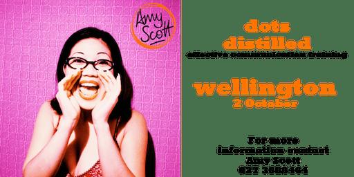 dots distilled: effective communication training (Wellington)