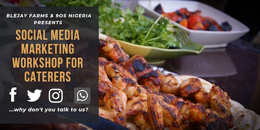 Free Social Media Marketing Workshop For Caterers