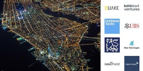 Investors & Entrepreneurs in New York tickets
