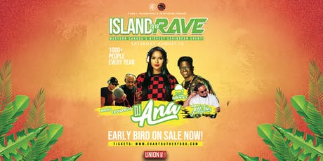 ISLAND RAVE 2019! Western Canada's BIGGEST Island Event! tickets