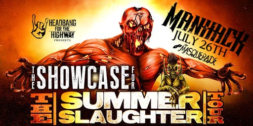 Summer Slaughter 2019 Official Showcase
